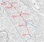 autobusy Slovanská mapa