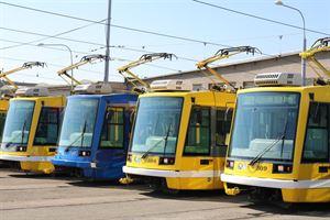 Prodej tramvají ASTRA foto