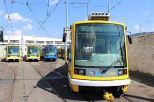 Prodej tramvají ASTRA foto 2